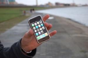 iPhone - Bild bei Lars Mikloweit/Danny König