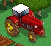 roter farmville tractor