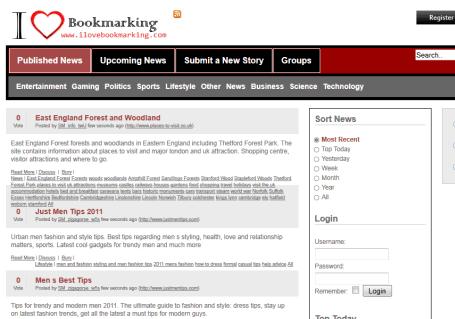 bookmarkdienst