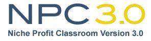 Niche Profit Classroom 3.0 Logo